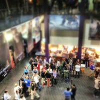 Photo taken at South Bank Cineplex by Ian R. on 5/10/2013