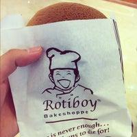 Photo taken at Rotiboy by manyDoro on 10/4/2012