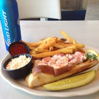 Photo taken at Anthony's Seafood by Gillon M. on 7/4/2013