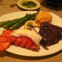 Photo taken at Bonefish Grill by Christian R. on 3/2/2013