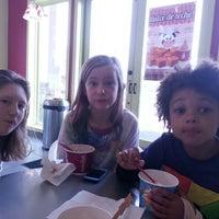 Photo taken at Menchie's Frozen Yogurt - Sweet Apple Village by Crissy L. on 4/27/2013
