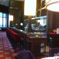 Photo taken at Sheraton Batumi Hotel by Baris U. on 5/9/2013