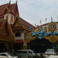 Photo taken at Wat Thep Leela by Mami H. on 4/14/2013
