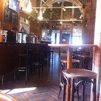 Photo taken at Café Balkon by Bea on 6/2/2013
