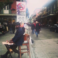 Photo taken at The French Quarter by Melissa A. on 2/23/2013
