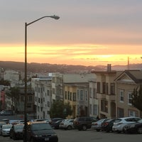 Photo taken at Russian Hill by Geoff R. on 4/27/2016