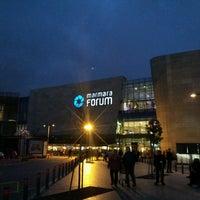 Photo taken at Marmara Forum by NAZAR👍 on 4/1/2013