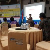 Photo taken at PT PLN (Persero) Udiklat Semarang by Fuad A. on 10/2/2014