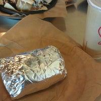 Photo taken at Qdoba Mexican Grill by Masha U. on 4/1/2013