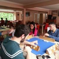 Photo taken at Vefakar Cafe by Fatih Ç. on 5/10/2013