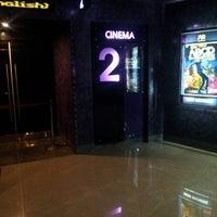 Photo taken at PVR Cinemas Kotak IMAX by debu p. on 2/13/2013