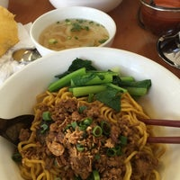 Photo taken at Mie Kocok Bandung by LGADTH on 3/6/2016