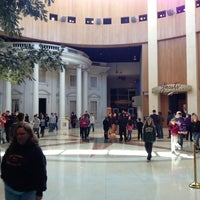 Photo taken at Abraham Lincoln Presidential Museum by George M. on 3/29/2013