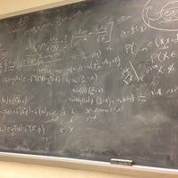 Photo taken at NYU Courant Institute of Mathematical Sciences by Michael W. on 3/7/2013