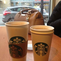 Photo taken at Starbucks by Tenzin C. on 3/15/2013