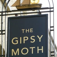 Photo taken at The Gipsy Moth by Marie H. on 7/26/2013