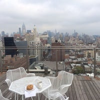 Photo taken at The Standard, East Village by Stephen F. on 10/31/2013