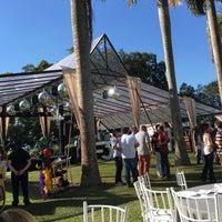Photo taken at Mansão Eventos by Ana Luiza P. on 8/13/2016