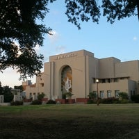Photo taken at Fair Park by Robbie G. on 11/3/2012
