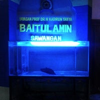 Photo taken at Surau Baitul Amin Sawangan by Muhammad D. on 4/6/2013