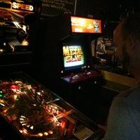 Photo taken at Joystick Gamebar by Zack H. on 6/6/2013