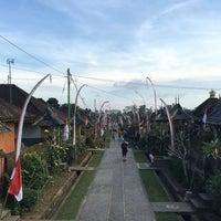 Photo taken at Desa Adat Tradisional Penglipuran (Balinese Traditional Village) by FerN-Kemiya on 5/4/2016
