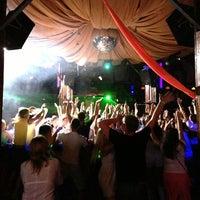 Photo taken at Night Club Панорама by Kira A. on 8/22/2013