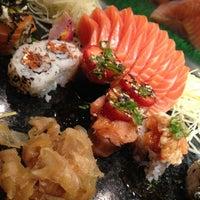 Photo taken at Mori Sushi by Kikinha O. on 5/14/2013