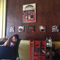Photo taken at Coffee Arthit by Bárbara L. on 1/7/2013