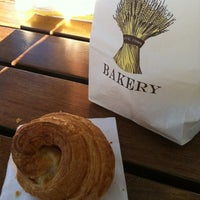 Photo taken at Model Bakery by Christopher G. on 12/10/2012