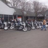 Photo taken at Big Moose Harley-Davidson by David F. on 4/13/2013