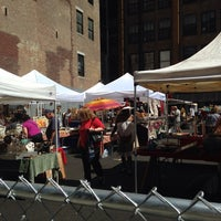 Photo taken at West 25th Street Outdoor Flea Market by Will T. on 7/6/2014