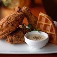 Photo taken at Rathbun's Blue Plate Kitchen by Dallas Observer on 9/17/2013