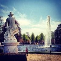 Photo taken at Schloss Sanssouci by Veronika K. on 5/4/2013