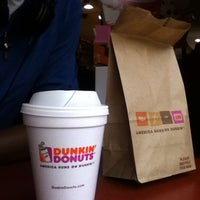 Photo taken at Dunkin' Donuts by Najeary B. on 4/22/2014