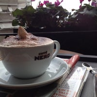 Photo taken at Caffé Nero by PaigeM on 1/1/2013