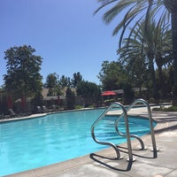 Photo taken at Flintridge Pool by Minni N. on 3/31/2016