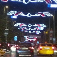 Photo taken at Bağdat Avenue by (DELAL) on 11/2/2013