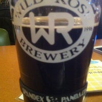 Photo taken at Wild Rose Brewery by Spandex P. on 3/13/2013