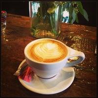 Photo taken at Intelligentsia Coffee & Tea by IDA A. on 3/8/2013