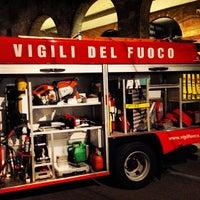 Photo taken at Galleria XXV Aprile by Gianluca F. on 7/11/2013