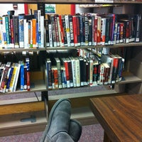 Photo taken at Free Library of Philadelphia, Greater Olney Branch by Kristyn on 12/11/2013