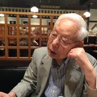 Photo taken at 四季食楽 三地屋 カレッタ汐留店 by Itsurou H. on 5/26/2016