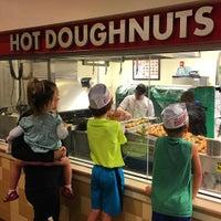 Photo taken at Krispy Kreme Doughnuts by Jake F. on 12/14/2015