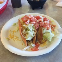 Photo taken at Malena's Tacos by Michelle L. on 9/14/2016
