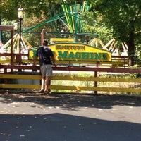 Photo taken at Hometown Fun Machine by Jeffrey S. on 8/25/2012