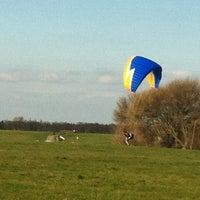 Photo taken at Town Moor by Vicky T. on 3/23/2011