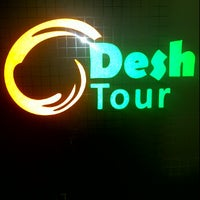 Photo taken at Desh Tour by Teguh P. on 11/14/2011