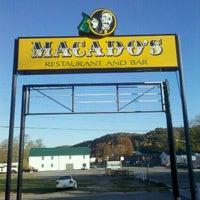 Photo taken at Macados Restaurant & Bar by weeb m. on 10/21/2011
