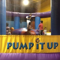Photo taken at Pump It Up by Evan V. on 3/25/2012